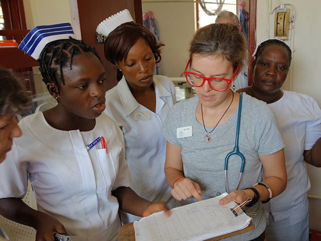 Mission hospitals in Africa opportunities available