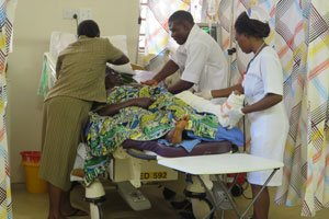 Egbe Hospital Emergency and Intensive Care