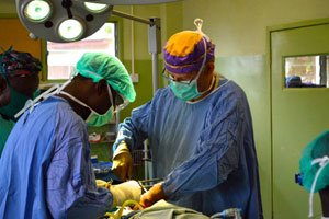General Surgery at Egbe Hospital