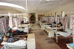 Egbe Hospital Medical Ward