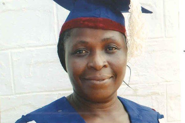 Mrs. Zakari, Alice Olukemi