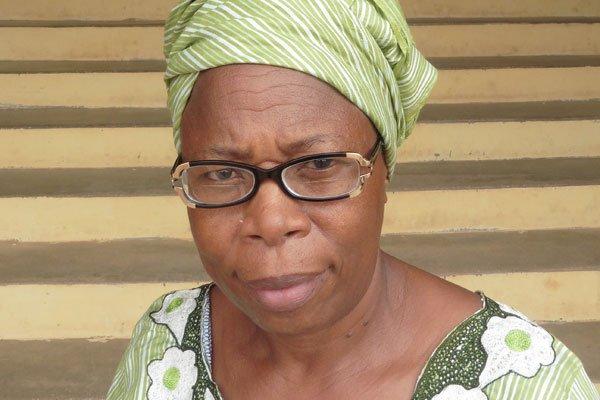 Mrs. Owolola, Racheal Ayo