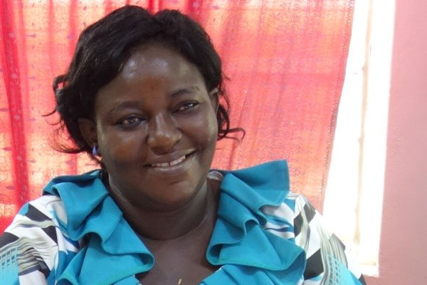 Ms. Kayode, Shola