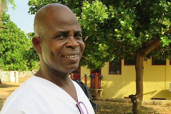 Dr. Jimoh, Gboyega Emmanuel