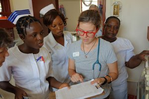Missionary consultant opportunities at Egbe Hospital