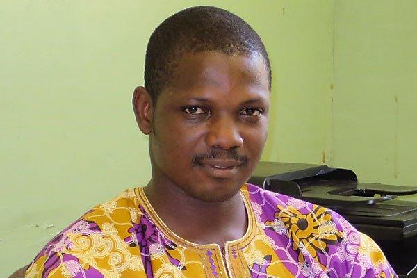 Mr. Aaron, Olaniyi Olaitan