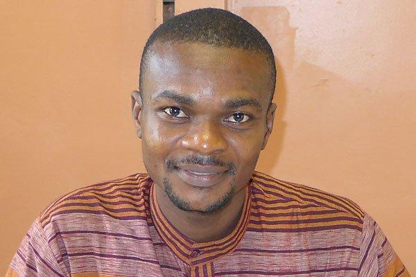 Mr. Barnabas, David Olusegun