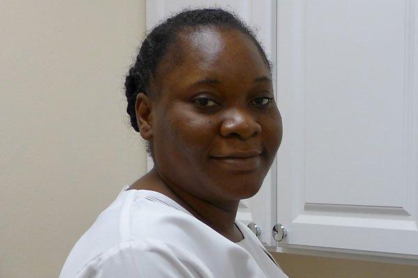 Mrs. Adeyemi, Sarah Funke