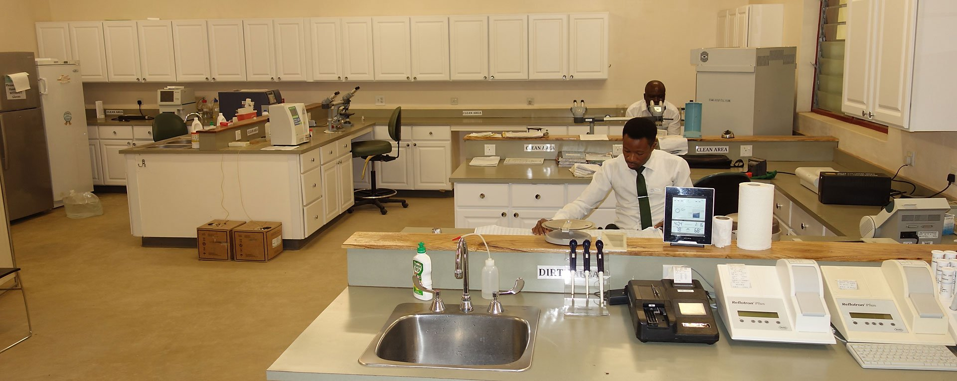 New Egbe Hospital Laboratory