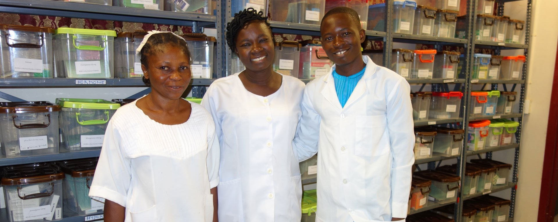 Diagnostic Services Lab Technicians Egbe