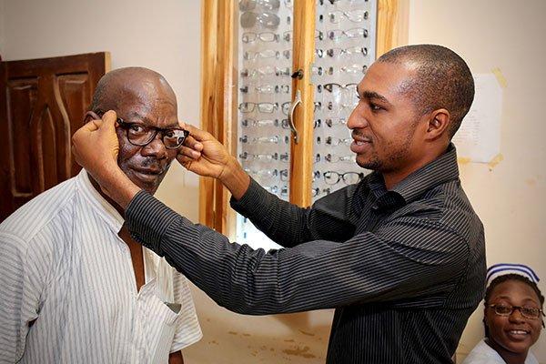 Egbe optometrist