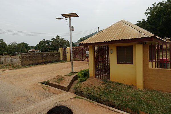 Solar Lighting in Egbe Nigeria