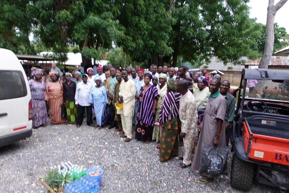 egbe community members