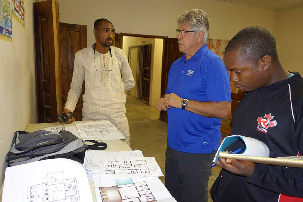 egbe eye center plans