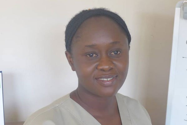 Mrs. Kudabo, Rita Abosede