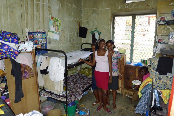 ECWA School of Nursing Dorm Room