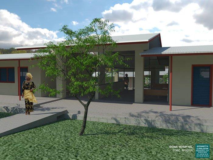ECWA School of Nursing New Dorms