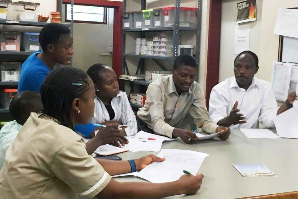 Egbe Pharmacy Team