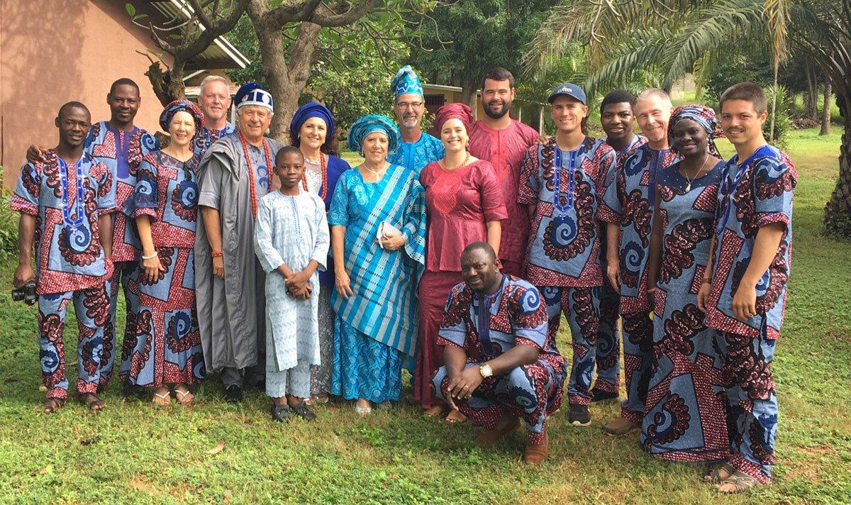 October Egbe Visit